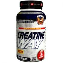 Creatine Way Pura 100 Tabletes