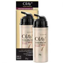 Creme Facial Hidratante com FPS 15 Total Effects - Olay