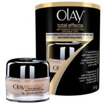 Creme Revitalizador para Olhos Total Effects - Olay