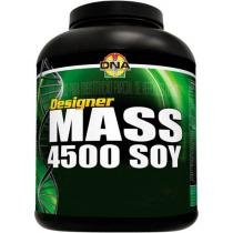 Designer Mass 4500 Soy Hipercalórico / Massa 4g - Chocolate - DNA