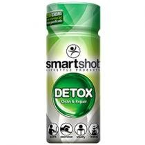 Desintoxicador Smartshot Detox Clean & Repair - 1 Unidade 60ml Smart Life