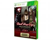 Devil May Cry Collection para Xbox 360 - Capcom