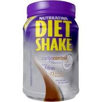 Diet Shake Carbo Control 400g Chocolate - Nutrilatina