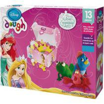 Disney Dough Kit Massinha de Modelar - Jóias Encantadas das Princesas - Toyng