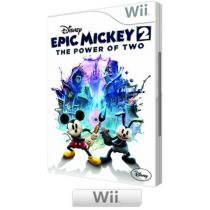 Disney Epic Mickey 2: The Power of Two - para Nintendo Wii - Ubisoft