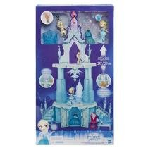 Disney Frozen Little Kingdom - Elsa?s Magical Rising Castle - Hasbro