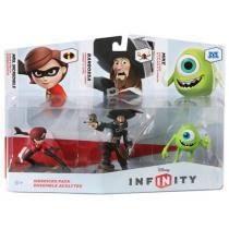 Disney Infinity para PS3 X360 3DS Wii e Wii U - Pack 3 Personagens - Warner