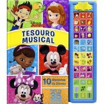 Disney Junior Tesouro Musical - DCL