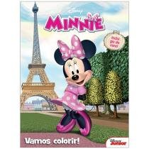 Disney Junior Vamos Colorir! Minnie - DCL