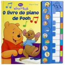 Disney O Livro do Piano de Pooh - DCL