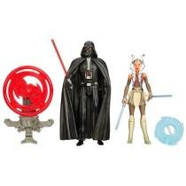 Disney Star Wars - SW Rebels Darth Vader Ahsoka Tano Hasbro