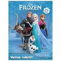 Disney Vamos Colorir! Frozen - DCL