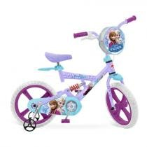 Disney X-Bike Aro 14 Frozen - Bandeirante - Frozen