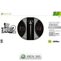 DJ Hero 2 com 2 Pickups de DJ + Microfone