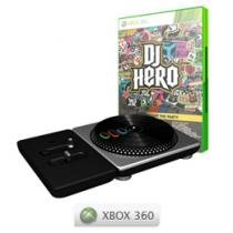 DJ Hero com Pickup do DJ p/ Xbox 360