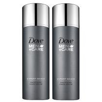 Dove Men Care Expert Shave - 2x 150ml - Smoothing Shave Cream  Kit de Creme para Barbear