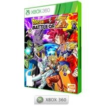 Dragon Ball Z: Battle of Z para Xbox 360 - Bandai