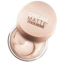 Dream Matte Mousse Maybelline - Base Facial - Porcelain Ivory - Maybelline