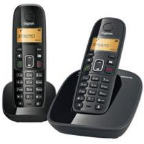 Duo Telefone sem Fio Identificador de chamadas