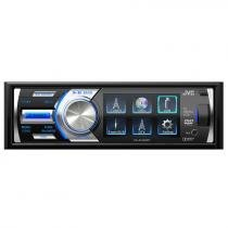 DVD Automotivo JVC KD-AV500DT Tela 3 - com Entrada USB e Auxiliar Frontal e TV Digital