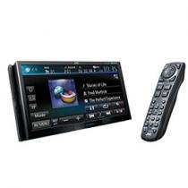 "DVD Automotivo JVC KW-AV 78BT 68BT Tela 7"" - Entrada USB e SD Frontal + Bluetooth"