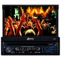 DVD Automotivo Lenoxx AD-1845 Tela Retrtil 7&#34;