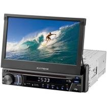 DVD Automotivo Multilaser Extreme Tela 7 Touch - TV GPS Bluetooth Entrada USB SD