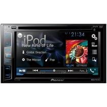 DVD Automotivo Pioneer AVH-X2780BT Tela 6,2 - Bluetooth Entrada USB