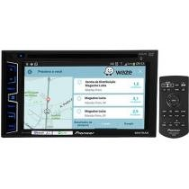 DVD Automotivo Pioneer AVH-X2880BT Tela 6,2 - USB Bluetooth Spotify Mixtrax
