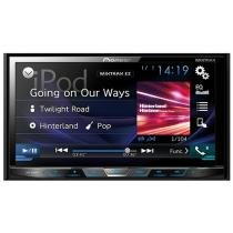 DVD Automotivo Pioneer AVH-X5880TV Tela 7 - 2 Din Entrada Auxiliar/ USB Bluetooth e Mixtrax