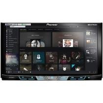 DVD Automotivo Pioneer AVH-X598TV 7 Bluetooth - TV USB Waze Spotify entrada para Câmera de Ré