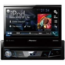 "DVD Automotivo Pioneer AVH-X7780TV - Tela 7"" Bluetooth Entrada Auxiliar e USB"