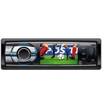 "DVD Automotivo Positron SP4650 Tela 3"" - USB e Auxiliar Frontal + Entrada SD"