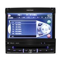 DVD Automotivo Psitron SP6551DTV Tela Retrtil 7&#34;