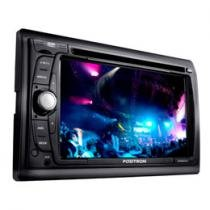 "DVD Automotivo Pósitron SP8120AV Tela 6,2"" 2DIN"