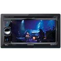 "DVD Automotivo Positron SP8650 Tela LCD 6,2"" - Bluetooth USB e Auxiliar Frontal + Entrada SD"