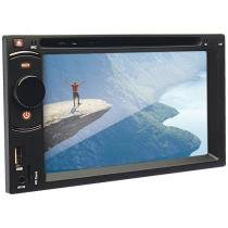 DVD Player Automotivo Dazz DZ-52216BT-DTV - Tela 6,2 Touch Screen Bluetooth TV e Foto CD