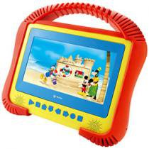 DVD Player Kids Mickey LED 7 Polegadas