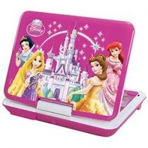 DVD Player Portátil Princesas 7 Polegadas USB