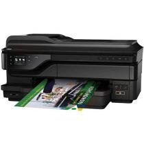 "e-Multifuncional HP Officejet 7612e-All-in-One - Jato de Tinta Colorida LCD 2,65"" Wi-Fi USB"