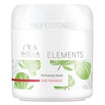Elements Renewing Mask Wella - 150ml - Máscara Reconstrutora
