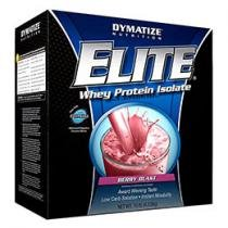 Elite Whey Protein Isolate 4,536kg - Dymatize Nutrition - Rich Chocolate