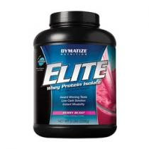 Elite Whey Protein Isolate Berry Blest 2,268Kg - Dymatize Nutrition