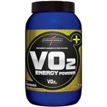 Energético VO2 Energy Powder 1Kg Guaraná - Integralmédica