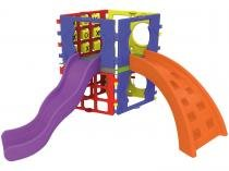 Escorregador Playground Polyplay Super - Xalingo