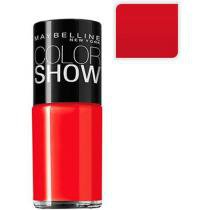 Esmalte Color Show - Cor 225 Power Red - Maybelline