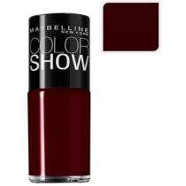 Esmalte Color Show - Cor 280 Downtown Red - Maybelline