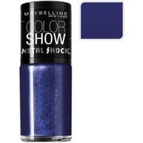 Esmalte Color Show Metal Shock - Cor Light Wave - Maybelline