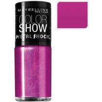 Esmalte Color Show Metal Shock Cor Speeding Light - Maybelline