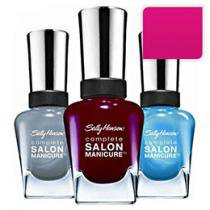 Esmalte para Unhas Complete Salon Manicure - Cor Back to the fuchsia Sally Hansen